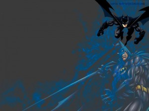 Batman by mcdaniels