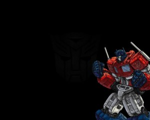 Optimus Prime is Pumped up