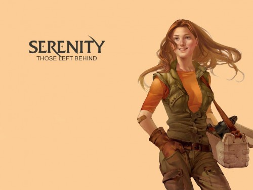 Serenity – Those Left Behind