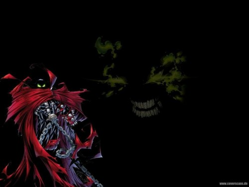Spawn with shade