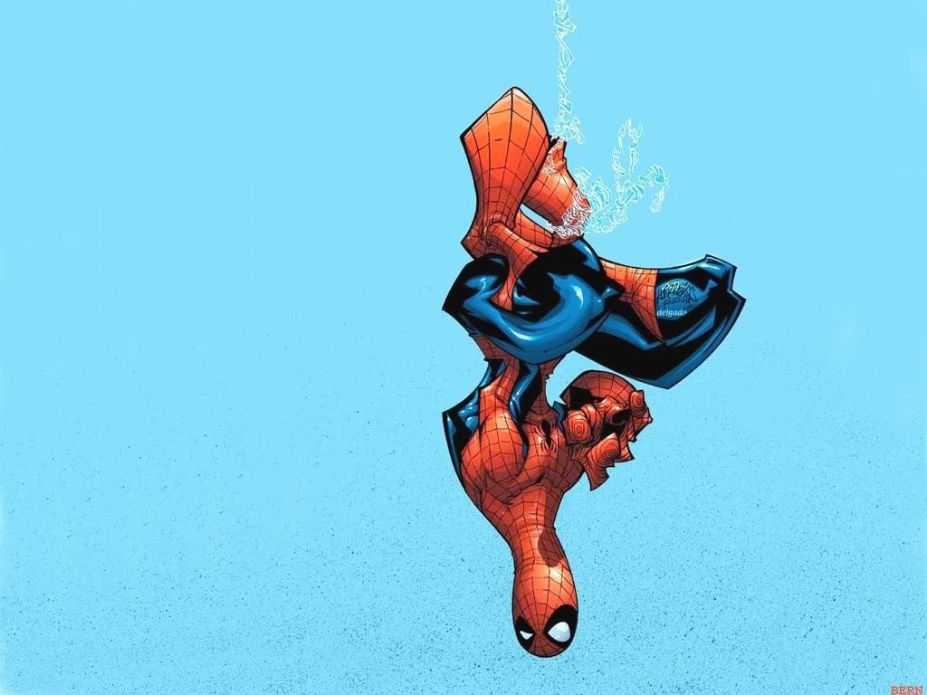 Spider-Man – baby blue | Zoom Comics - Daily Comic Book ...