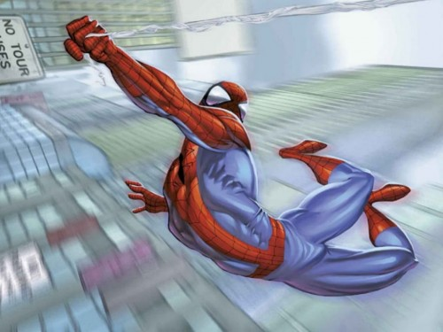 Spider-Man – Speed