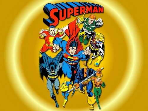 Superman and Friends