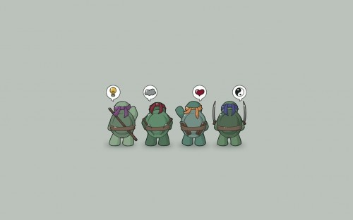 Teenage Mutant Ninja Turtles – Thoughts