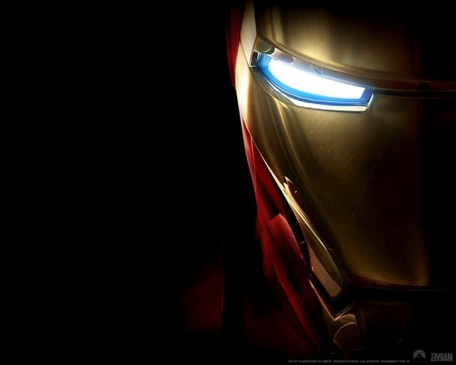 Iron man Right