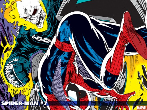 Spider-man 7 – Ghost Rider vs Spider-Man