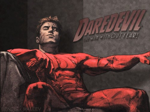 daredevil – thrown