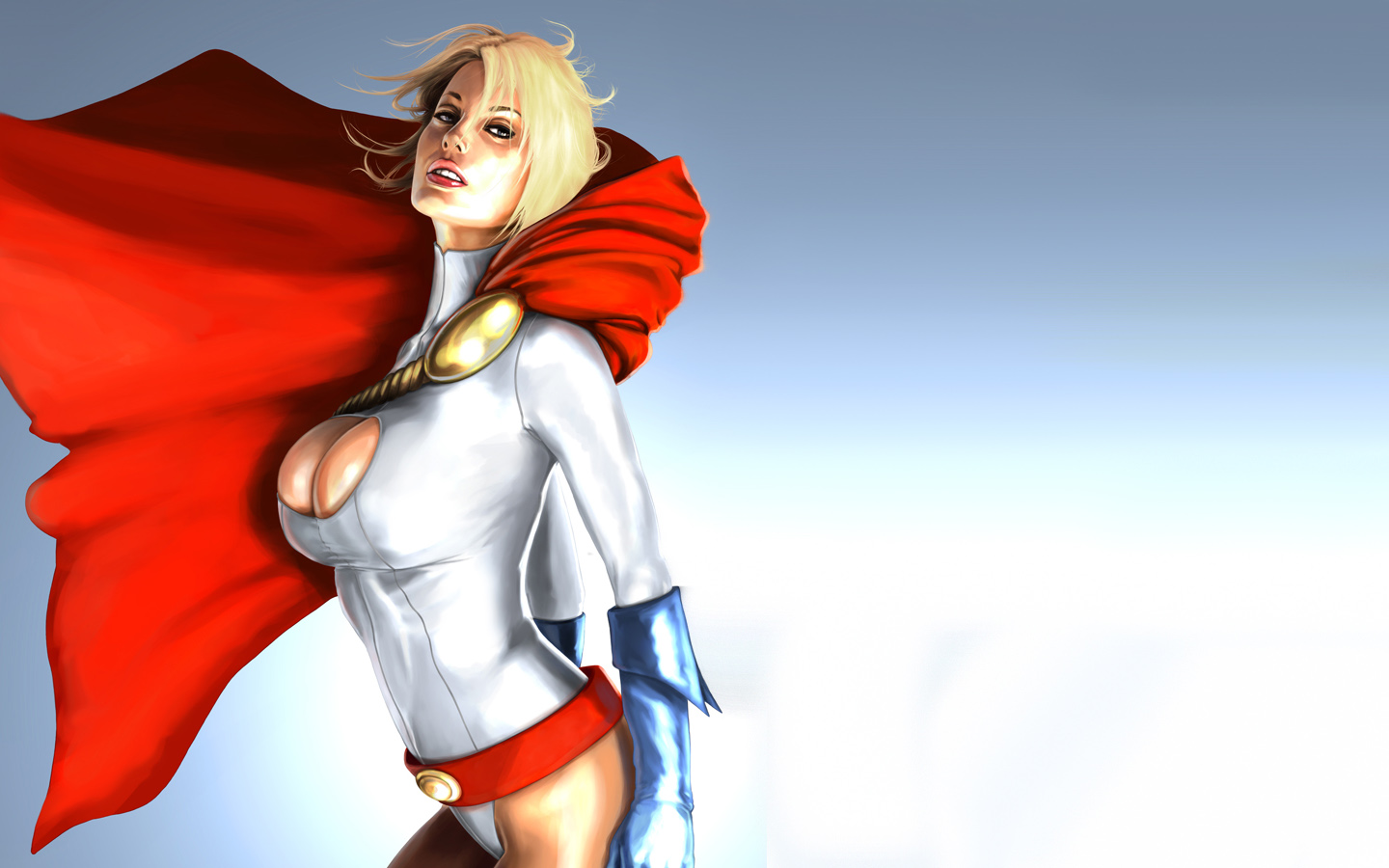 power girl – windblo...