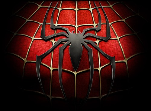 spider-man – chest logo