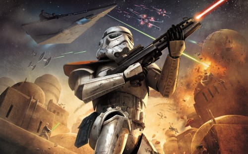 storm trooper – ground battle