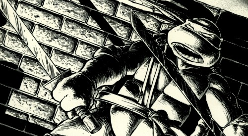 tmnt – leo in the sewers
