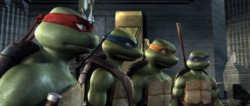 tmnt – the boys contemplate