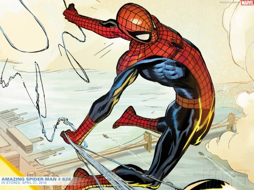 amazing spider-man 0628