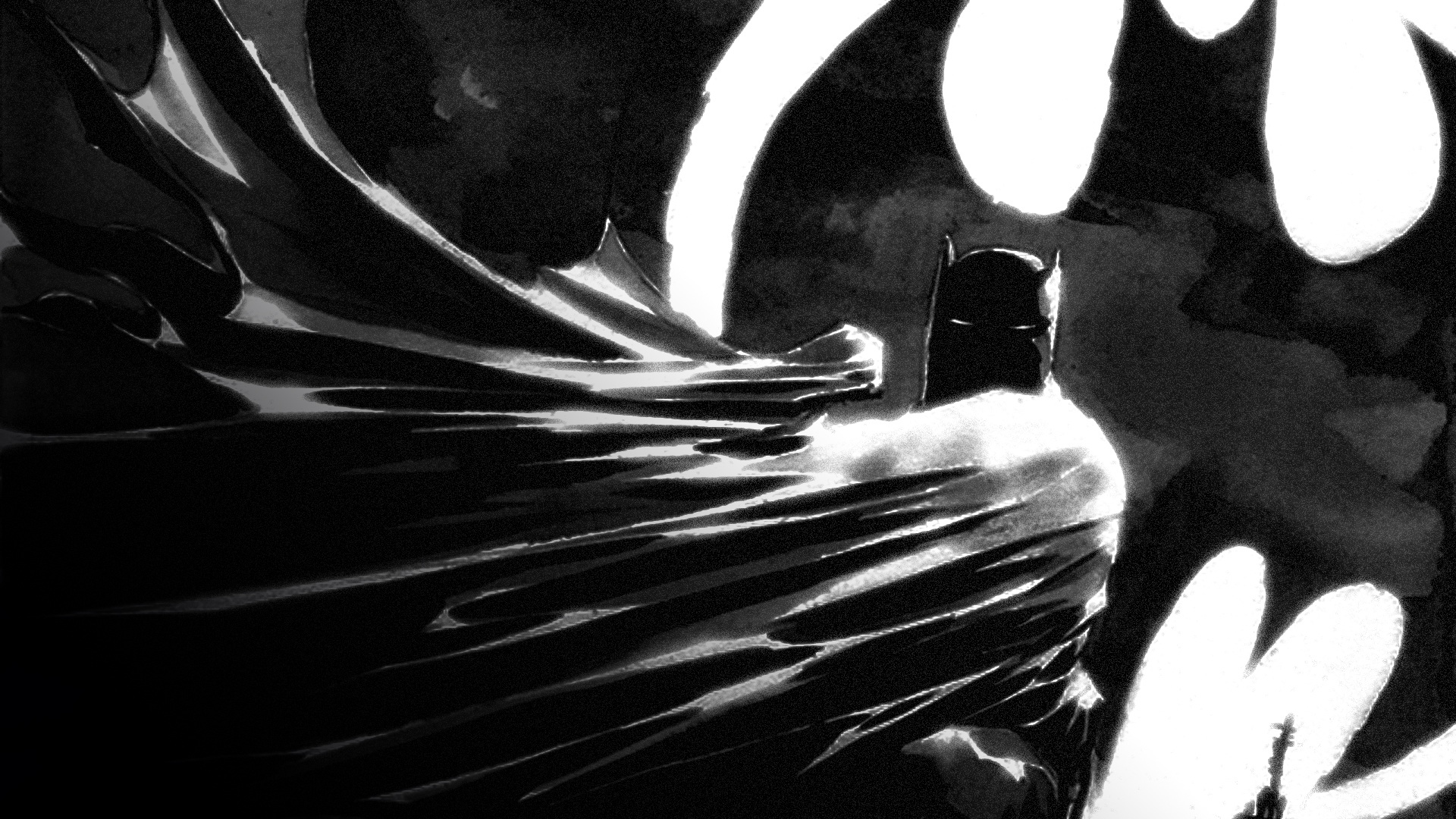 Batman with bat light zoom comics daily comic book wallpapers voltagebd Choice Image