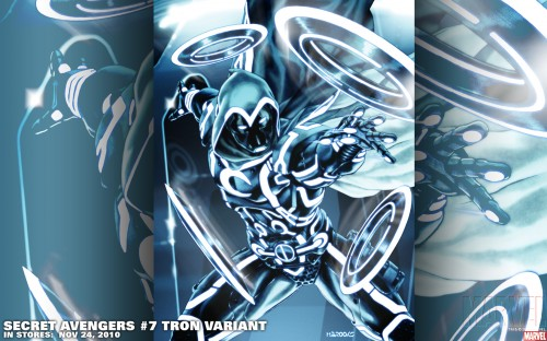 tron moon knight