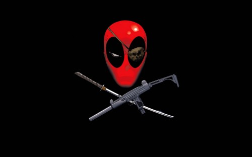 deadpool eye patch