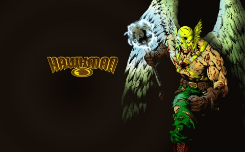 hawman with logo – electric mace