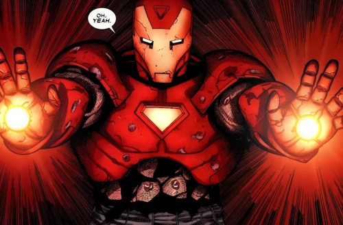 iron man is oh yeah wolverine