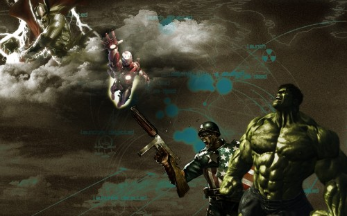 movie avengers wallpaper