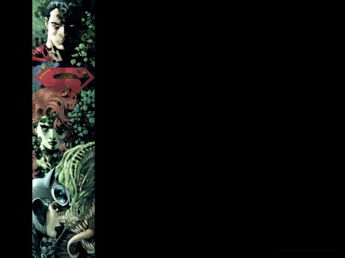 superman, poison ivy, catwoman, killer croc – sidebar