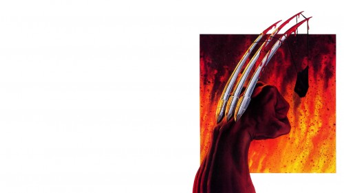 wolverine – bloody claws