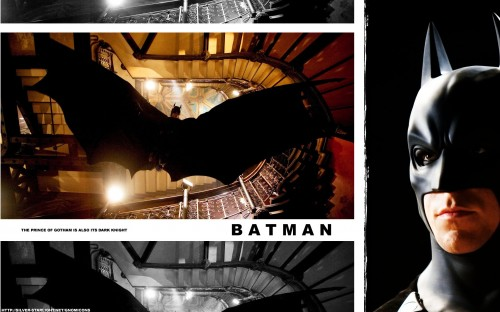 batman – the prince of gotham is also its dark knight