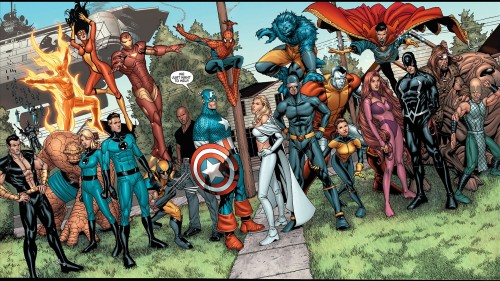 marvel heroes just want to help