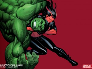 incredible hulks 629