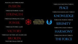 Star Wars – The Sides of Truth