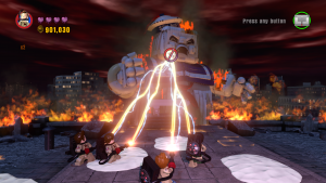 LEGO Dimensions – ghost busters battle