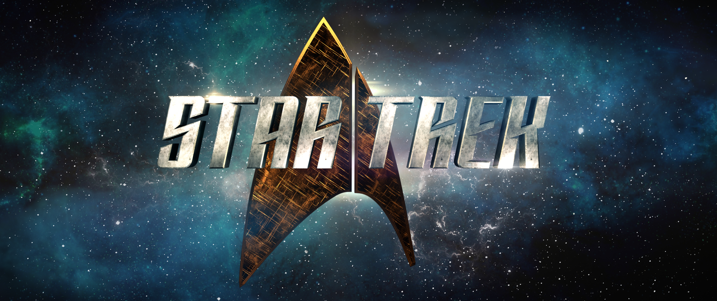 New Star Trek Logo Wallpaper Zoom Comics Daily Comic