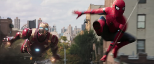 Iron Man and Spider-Man