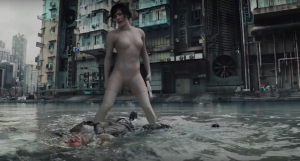 Ghost In The Shell – Water Takedown