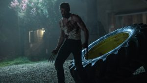 Wolverine killed a tractor
