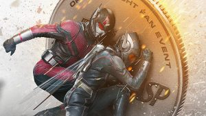 Ant-Man and the Wasp – Coin Protection