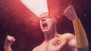 Cyclops is so angry all the time
