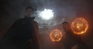 Doctor Strange and Wu 300x158 Doctor Strange and Wu