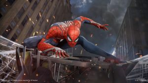 Marvel's Spider-man will be in 4k