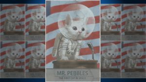 Mr Pebbles First Cat In Space 300x169 Mr Pebbles  First Cat In Space
