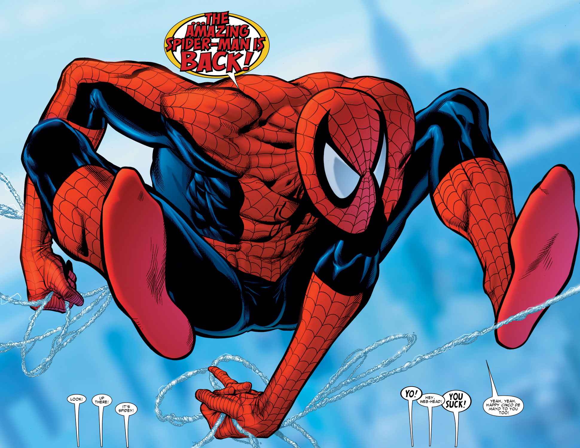 The Amazing Spider-man is back.jpg