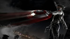 The Winter Soldier Caught the Shield