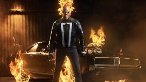 agents of shield ghost rider