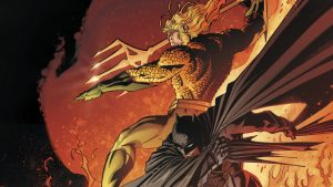 aquaman-and-batman-fighting-in-the-smoke-and-flame
