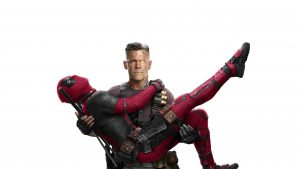 cable and deadpool in deadpool 2 5k 4s
