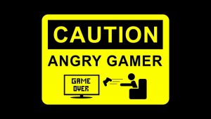 caution angry gamer 300x169 caution   angry gamer