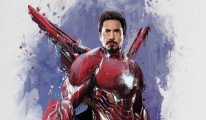 iron man new suit for avengers infinity war movie 7w