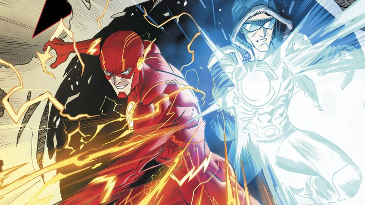 Flash and Captain Cold