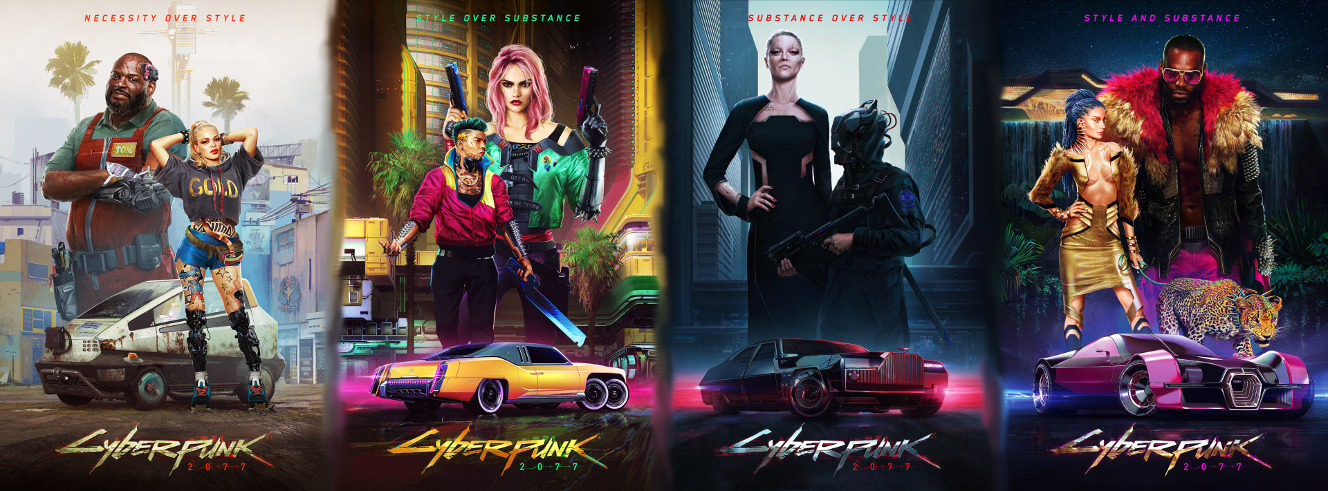 CyberPunk 2077 Posters.png