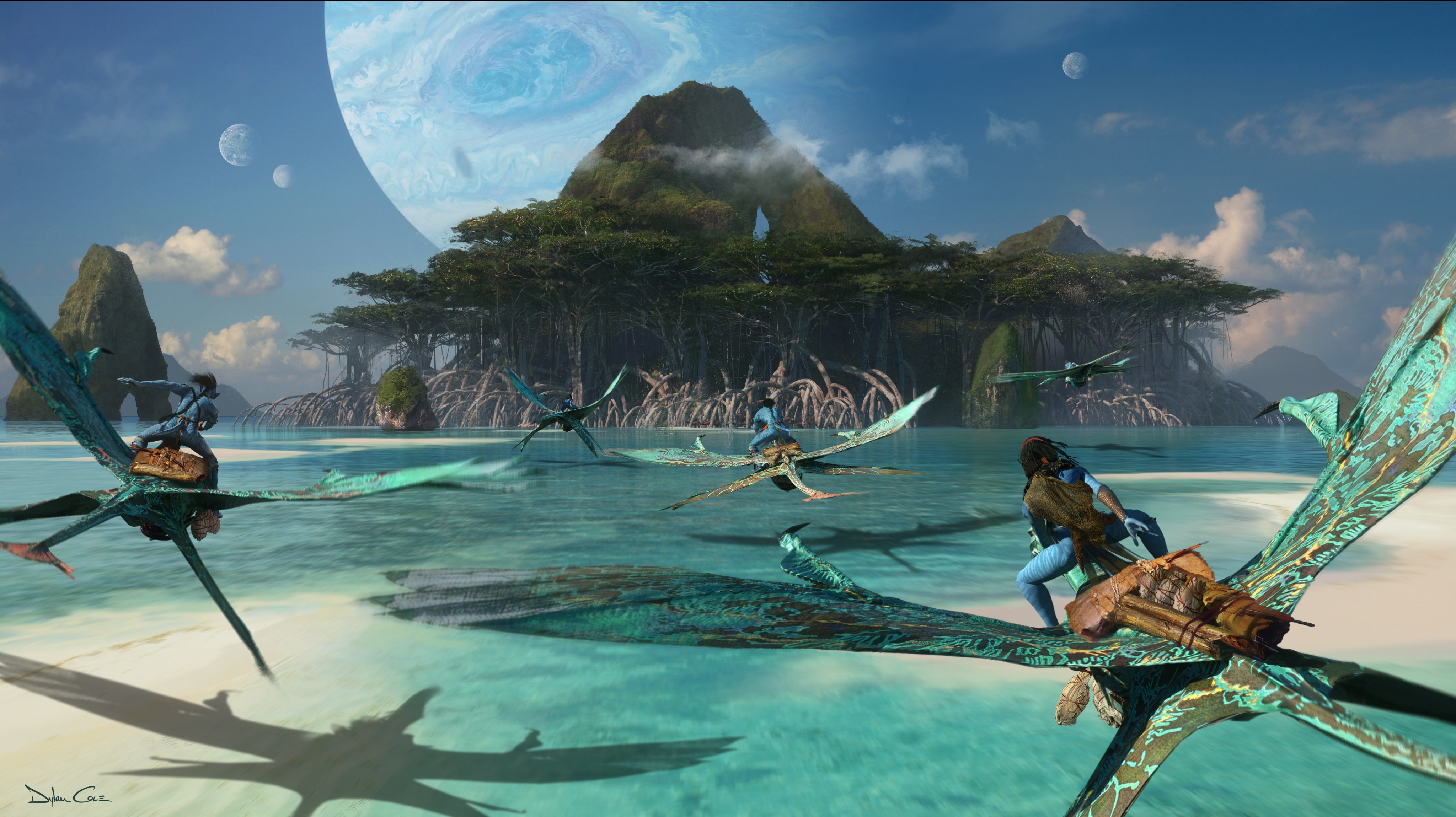 Avatar Two Islands