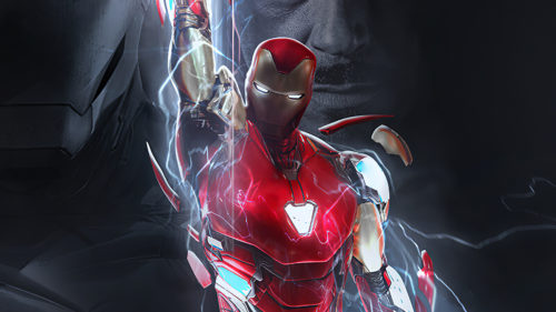 iron man is electric